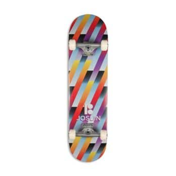 "Plan B Chris Joslin Fades 8.125"" Complete Skateboard"