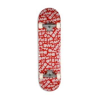 "Plan B Patch 8.25"" Complete Skateboard"