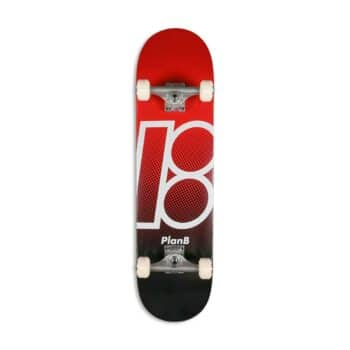 "Plan B Team Andromeda 8.125"" Complete Skateboard"
