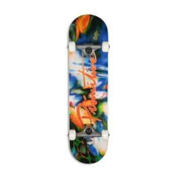 Primitive Nuevo Melt Complete Skateboard - Multi