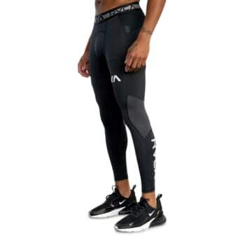 RVCA Compression Sports Leggings - Black