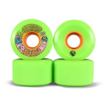Slime Balls Winkowski Mini OG Slime 78a 54.5mm Skateboard Wheels - Green