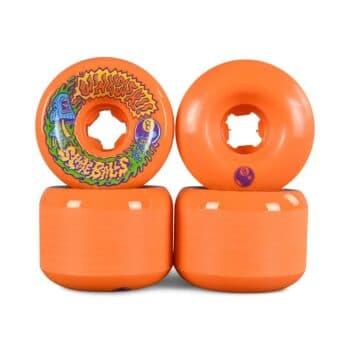 Slime Balls Winkowski Vomits 95a 60mm Skateboard Wheels - Orange