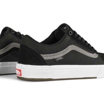 Vans Old Skool BMX Shoes - Black/Grey/White