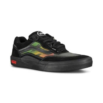 Vans Tyson Peterson Wayvee Skate Shoes - Black/Asphalt