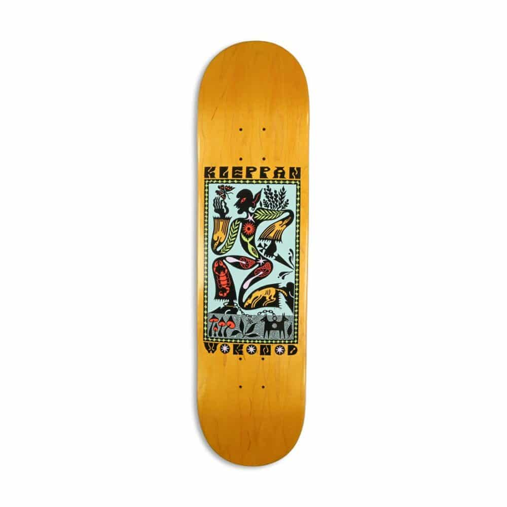 "WKND Kleppan Troll 8"" Skateboard Deck"