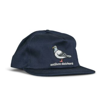 Anti Hero Lil Pigeon Snapback Cap - Dark Blue