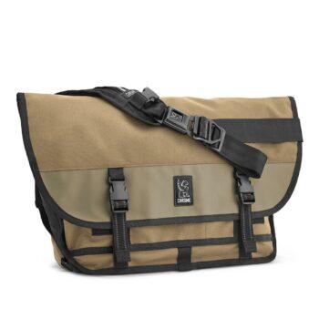 Chrome Citizen 26L Messenger Bag - Stone Grey