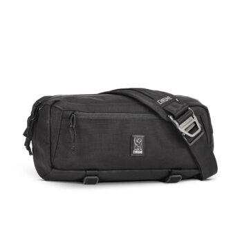Chrome Mini Kadet 5L Messenger Bag - Black