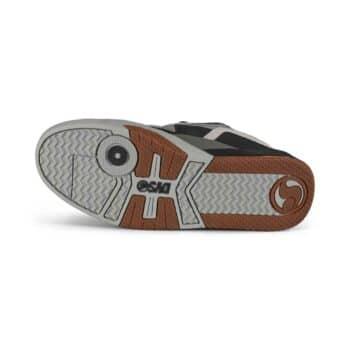 DVS Devious Skate Shoes - Charcoal/Black/Turquoise
