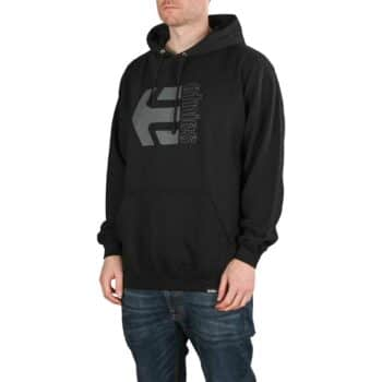 Etnies Corp Combo Pullover Hoodie - Black