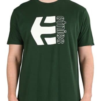 Etnies Corp Combo S/S T-Shirt - Forrest