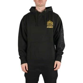 Etnies x Doomed Crest Pullover Hoodie - Black