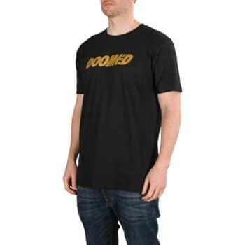 Etnies x Doomed S/S T-Shirt - Black