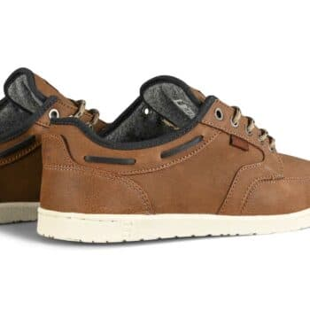 Etnies Dory Shoes - Brown/Brown