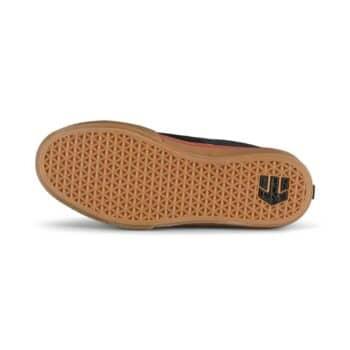 Etnies Jameson Vulc Skate Shoes - Black/Red/Gum