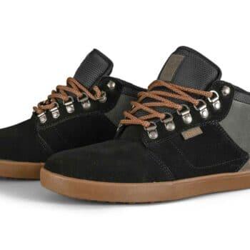 Etnies Jefferson MTW Shoes - Black/Silver/Gum
