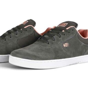 Etnies Joslin Skate Shoes - Grey/Pink
