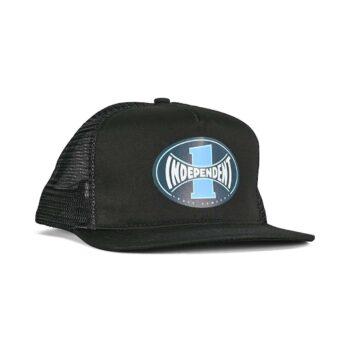 Independent ITC Span Meshback Cap - Black/Black