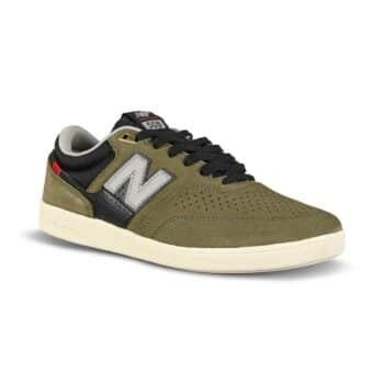 New Balance Numeric 508 Westgate Skate Shoes - Olive/Black