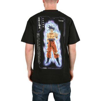 Primitive DBS2 Goku Ultra Instinct S/S T-Shirt - Black