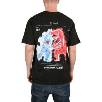 Primitive DBS2 Goku Vs Jiren Survival S/S T-Shirt - Black