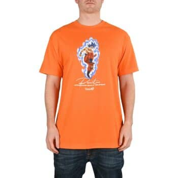 Primitive DBS2 Instinct S/S T-Shirt - Orange