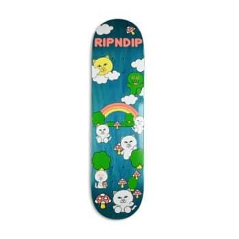 RIPNDIP Buddy System Skateboard Deck