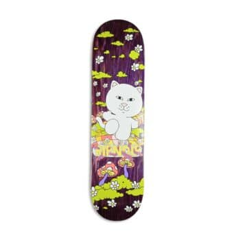 RIPNDIP Day Tripper Skateboard Deck