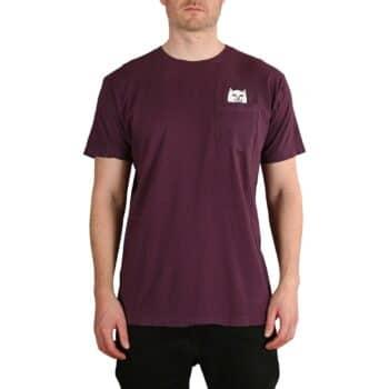 RIPNDIP Lord Nermal S/S Pocket T-Shirt - Mist Grape