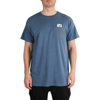 RIPNDIP Lord Nermal S/S Pocket T-Shirt - Slate