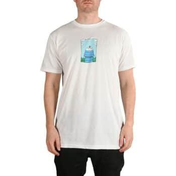 RIPNDIP Not Today S/S T-Shirt - White