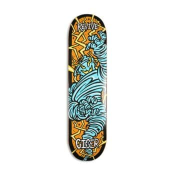 Revive Giger Cyclone Skateboard Deck