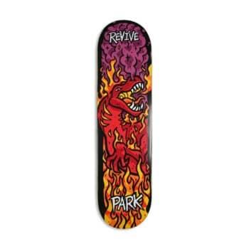 Revive Park Inferno Skateboard Deck
