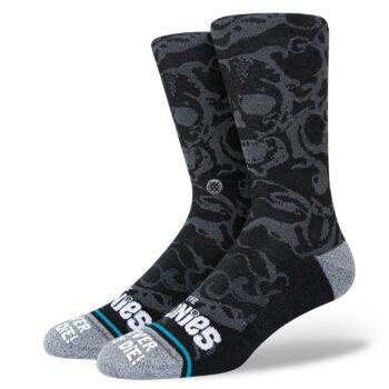 Stance Goonies Crew Socks - Black