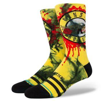 Stance So Fine Crew Socks - Yellow