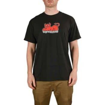 Toy Machine Devil Cat S/S T-Shirt - Black