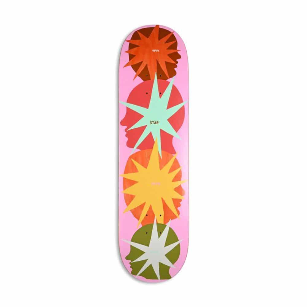 """UMA Landsleds Evan Buddies 8.5"""" Skateboard Deck"""