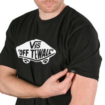 Vans OTW S/S T-Shirt - Black/White