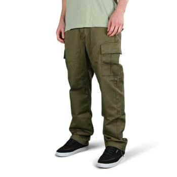 Volcom March Cargo Pants - Military Green
