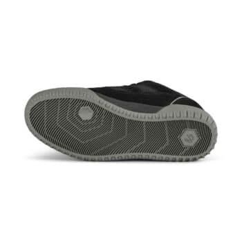 eS Silo SC Skate Shoes - Black/Grey
